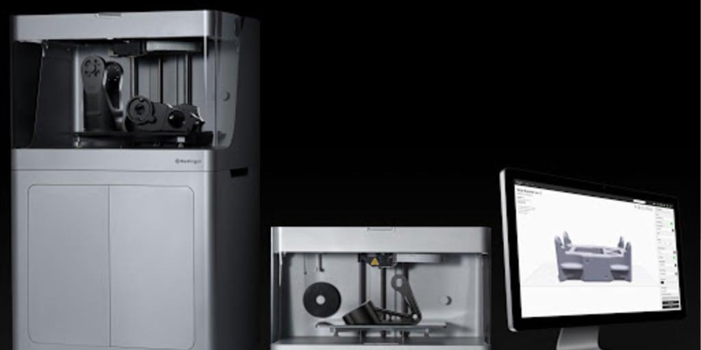 Hal Yang Menarik Dari Metal 3D Printer